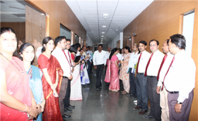 INAUGURATION OF NEW INFRASTRUCTURE