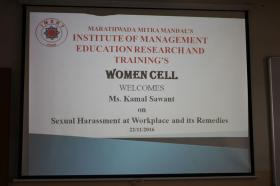 Programme by Women cell