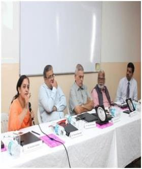 """NATIONAL CONFERENCE ON """"INDIA AT A GLOBAL CROSSROADS"""" (IGCR-2016)"""
