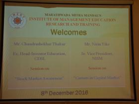 Careers in Capital Market