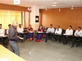 FDP on Power of first impression by Mr. Surajit Das